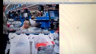 Walmart cash back or cash advance scam