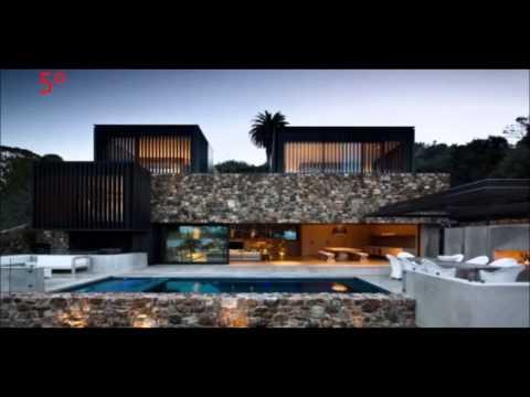 Las 10 mejores casas del mundo youtube for Los mejores techos de casas