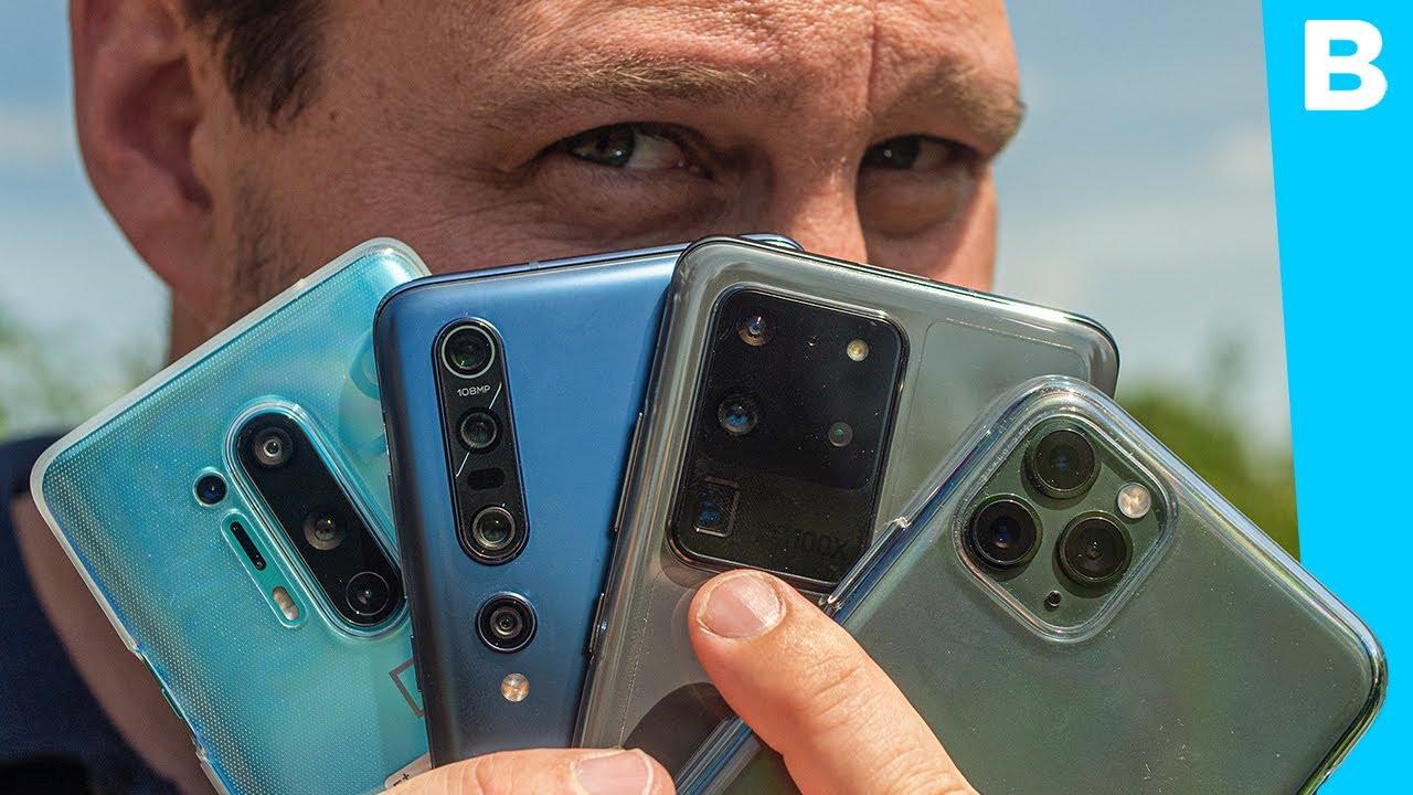 Welke smartphone heeft de beste camera Verrassende uitslag