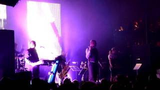 Heaven 17 - The Black Hit Of Space (Human League cover) - The Roundhouse, Camden, 14 Oct 2011 - HD