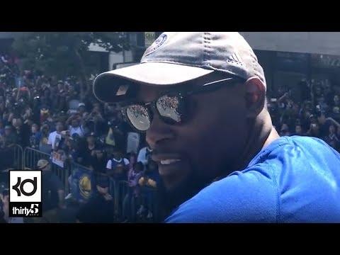 NBA Championship: Warriors Parade