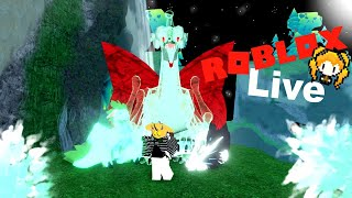 ROBLOX LIVE STREAM! DRAGON ADVENTURES + More ANIMAL GAMES