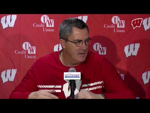 Wisconsin Badgers - Badgers look to bounce back against Illinois