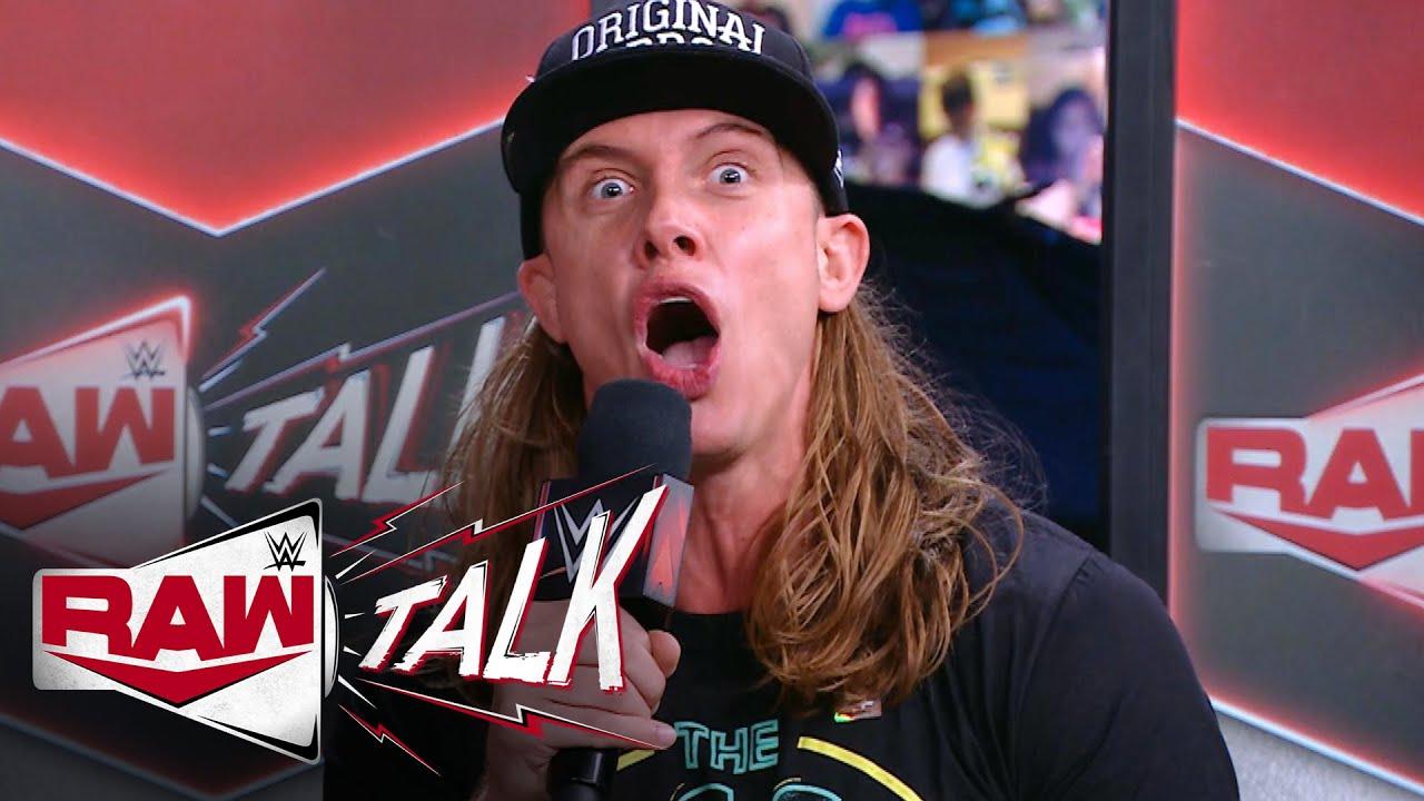 Riddle Talks Hitting RKO On RAW