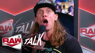 Riddle is overjoyed after hitting his first RKO: Raw Talk, May 24, 2021