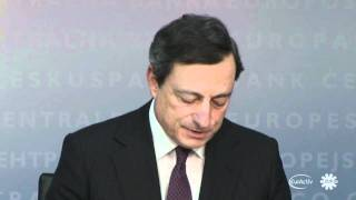 Greek leaders reach austerity deal, says Draghi