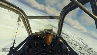 Ил-2 Штурмовик Битва за Сталинград 2016 02 28 2148 50 5 killed for 5 minutes gs YakLOL land winter