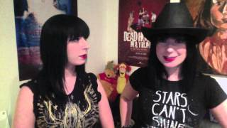 Twisted Twins coming to Texas Frightmare Weekend