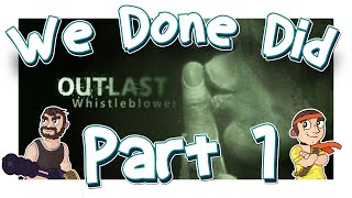 We Done Did: Outlast WB Part 1: David The Party Animal