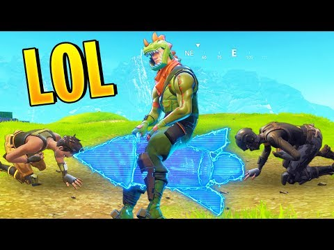 FUNNIEST ROCKET RODEO PLAYS | Fortnite Best Stream Moments #63 (Battle Royale)