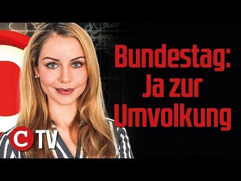 Bundestag sagt Ja zur Umvolkung, Säuberungen in der AfD?: Die Woche COMPACT