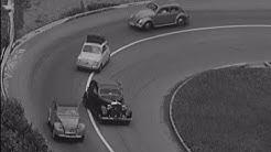 Ferienverkehr auf dem Gotthard (1963) | SRF Archiv