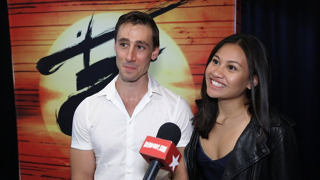 Meet the Stars of the North American Tour of MISS SAIGON