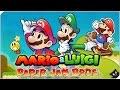 Maldito seas kamek de papel!! | 16 | Mario & Luigi Paper Jam Bros (Nintendo 3DS)