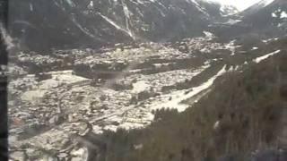Téléphérique de l'Aiguille du Midi (Part 1)