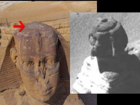 UNKNOWN CHAMBER DISCOVERED IN SPHINX HEAD!!? TIME TRAVELER [APPLE CEO] BAFFLED!! 2016