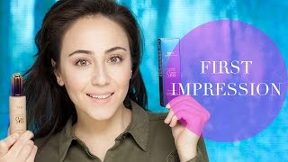 First Impression tarte Rainforest Of The Sea Water Foundation | Hatice Schmidt
