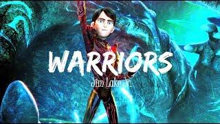 ▶Warriors ♥// Jim Lake Jr.