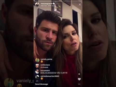 Live de Natal Flacelo {Flávia & Marcelo}