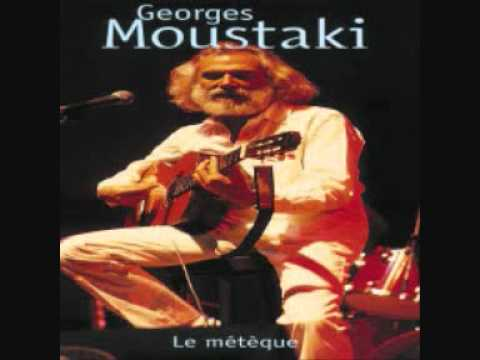 Georges Moustaki  Le Métèque  Anthologie Disc 3