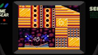 Sonic Spinball(Game Gear)Gameplay