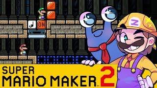 Koop mit Maudado ! | SUPER MARIO MAKER 2 Coop