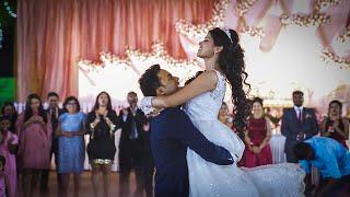 Melisa + Reegan Wedding Highlights (11/01/2020)