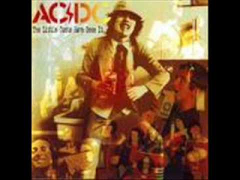 ACDC  Love Song Intro