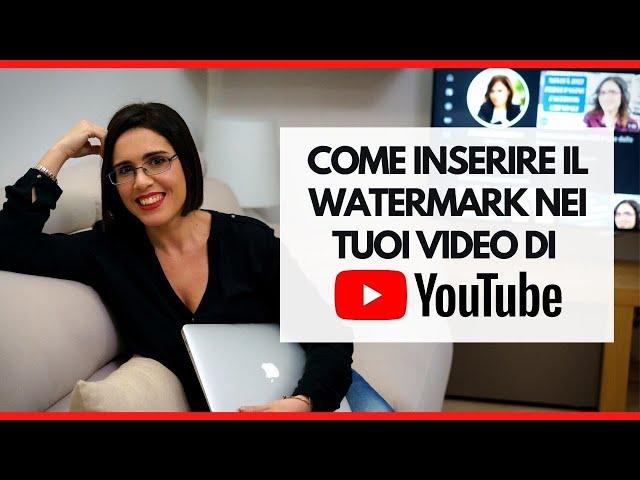 Tutorial Youtube - Come mettere il logo con il pulsante iscriviti
