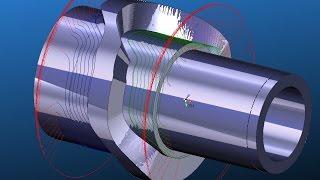 COMAC - SprutCAM 4x Mill - Came 2D Tutorial