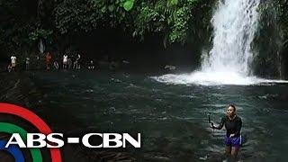 TV Patrol: Swimming sa Majayjay Falls ng Tara Grets!