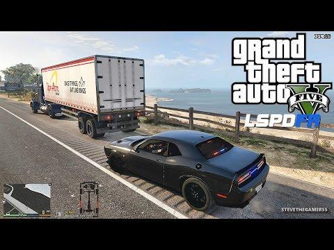GTA 5 LSPDFR 0.3.1 - EPiSODE  320 - LET'S BE COPS - LIVE PATROL (GTA 5 PC POLICE MODS)