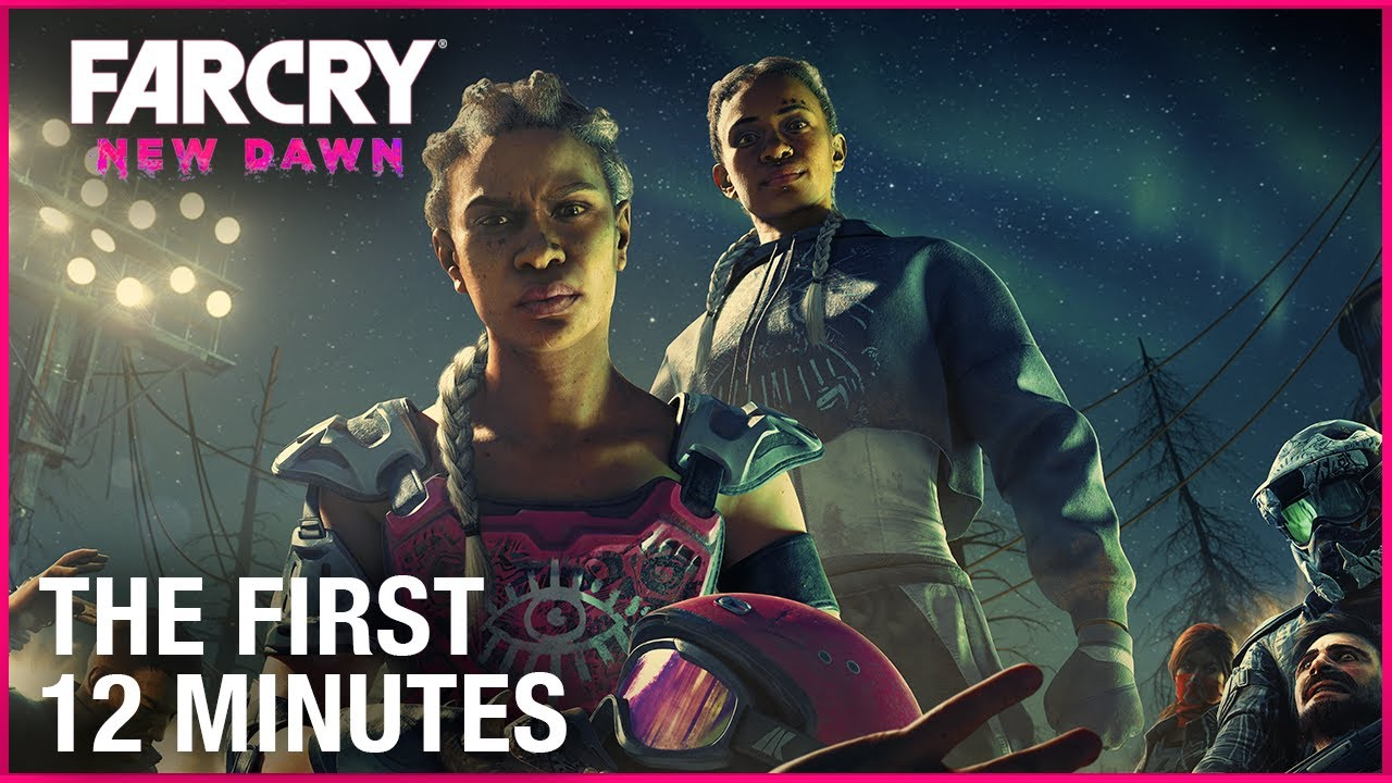 Far Cry New Dawn First 12 Minutes Intro Gameplay Ubisoft Na