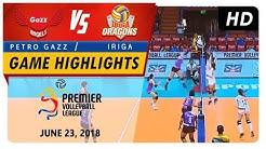 PVL RC Season 2 - WD: Angels vs. Lady Oragons | Game Highlights | June 23, 2018