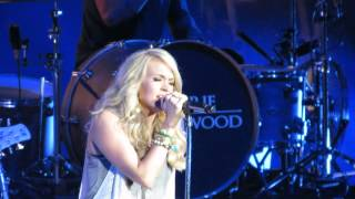 Carrie Underwood Wasted