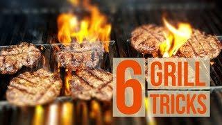 Top 6 Grill Tricks   Unsere BBQ Tipps I Ideen zum Grillen/Grillieren