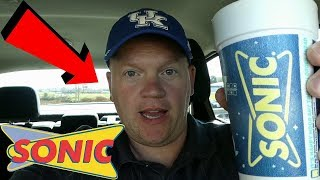 Sonic Strawberry Sprite (Reed Reviews)