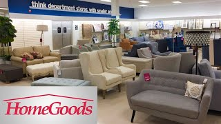 Homegoods Reopen Home Furniture Sofas Couches Chairs Virtual Shop With Me Shopping Store Walkthrough