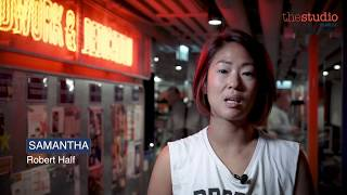 "MARK&TING Video Portfolio (Client: Studio Jab, HK - ""Kick-box Corporate"")"