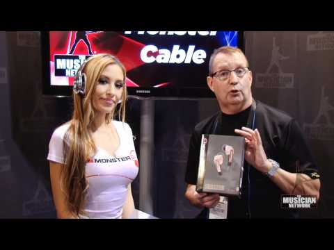 Monster Cable : NAMM 2012 Product Showcase