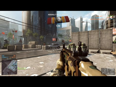 Battlefield 4: Team Deathmatch Gameplay (No Commentary) |
