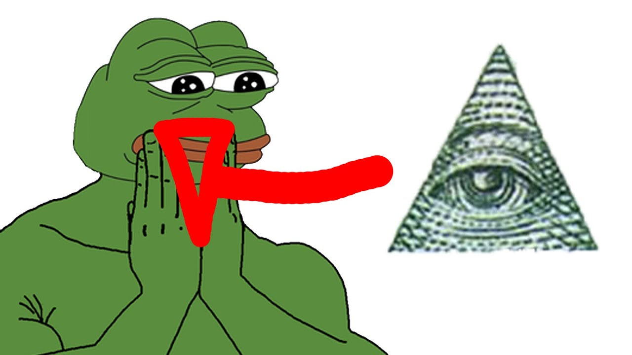 Pepe is Illuminati