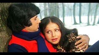 Kabhi Kabhi Mere Dil Me Karaoke Song With Amitabh Bachchan's Dialogue | Kabhi Kabhi