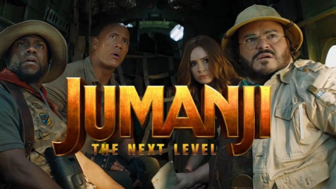 Jumanji the Next Level Film - A Perfect Sequel? Review!