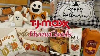 FALL SHOP WITH ME 2019 @ HOMEGOODS & TJ MAXX 🎃