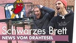 Schwarzes Brett bauen mit Rocket Beans TV – NDA Reloaded   Kliemannsland