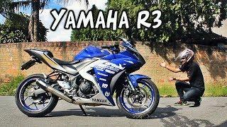 EM BUSCA DA MOTO PERFEITA R3