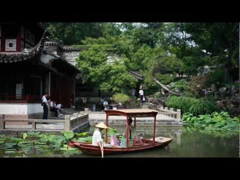 As small and immense as a soul: gardens of Suzhou