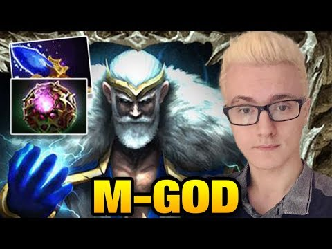 Miracle- Dota 2 [Zeus & DK] Too EZ For M-God