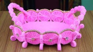 Amazing!! Woolen Craft Idea - Best reuse ideas || Best out of waste - New Woolen Design - DIY Crafts